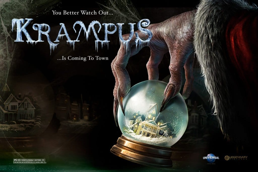 KRAMPUS Family Movie Review