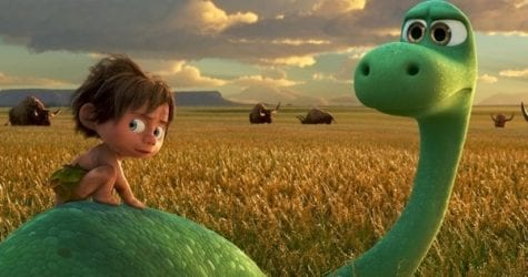 THE GOOD DINOSAUR Family Movie Review