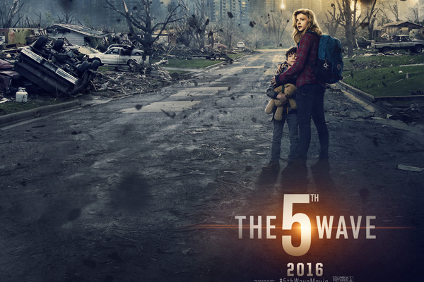 THE 5th WAVE Family Movie Review