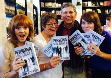 Lindsey Stirling's Dad Wrote the Most Exciting LDS Thriller