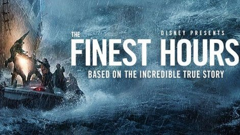 THE FINEST HOURS Family Movie Review