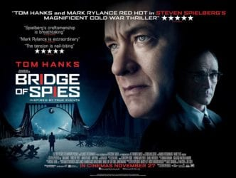 BRIDGE OF SPIES Family Movie Review