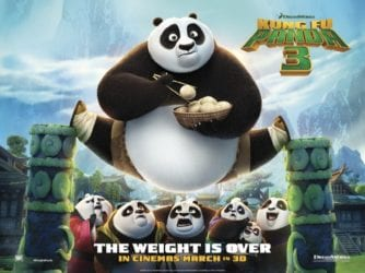 KUNG FU PANDA 3 Family Movie Review