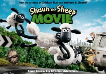 SHAUN THE SHEEP Family Movie Review