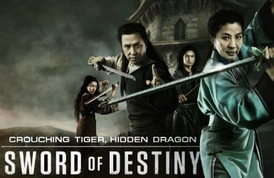 CROUCHING TIGER, HIDDEN DRAGON: SWORD OF DESTINY Family Movie Review