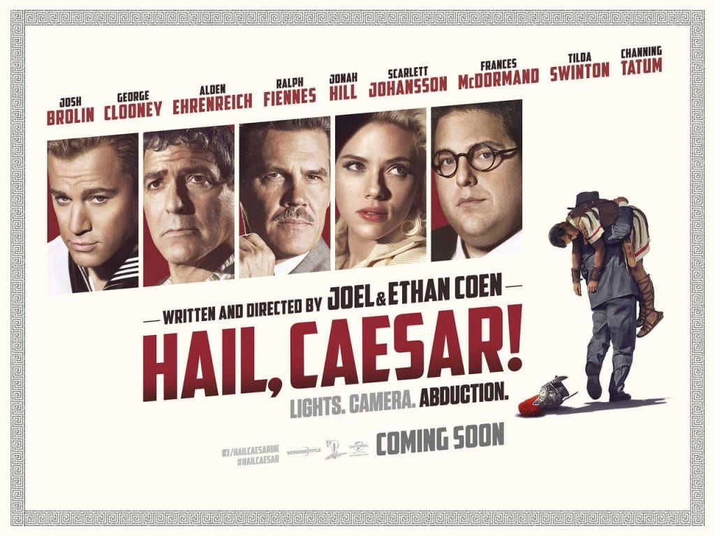 HAIL, CAESAR Family Movie Review