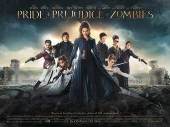 PRIDE & PREJUDICE & ZOMBIES Family Movie Review