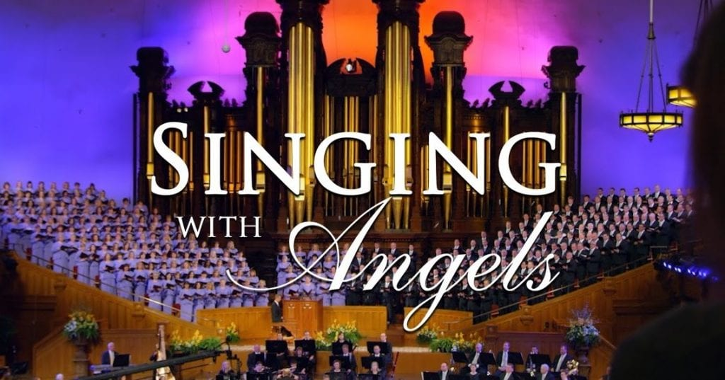 SINGING WITH ANGELS Family Movie Review