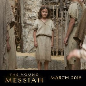 THE YOUNG MESSIAH Family Movie Review