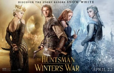 THE HUNTSMAN: WINTER'S WAR Family Movie Review