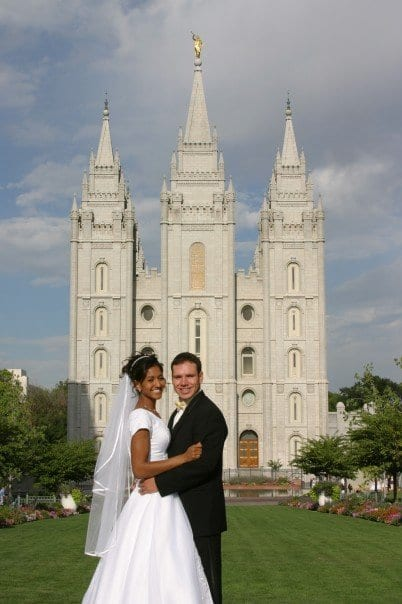 race in mormon history