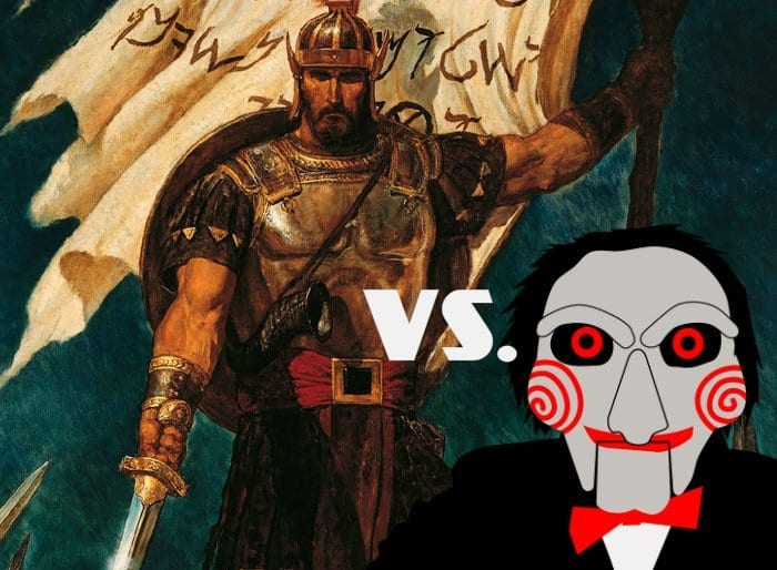 Moroni vs. Jigsaw: The Role of Violence in Media