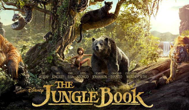 THE JUNGLE BOOK Family Movie Review