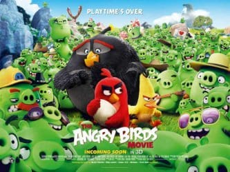 ANGRY BIRDS Family Movie Review