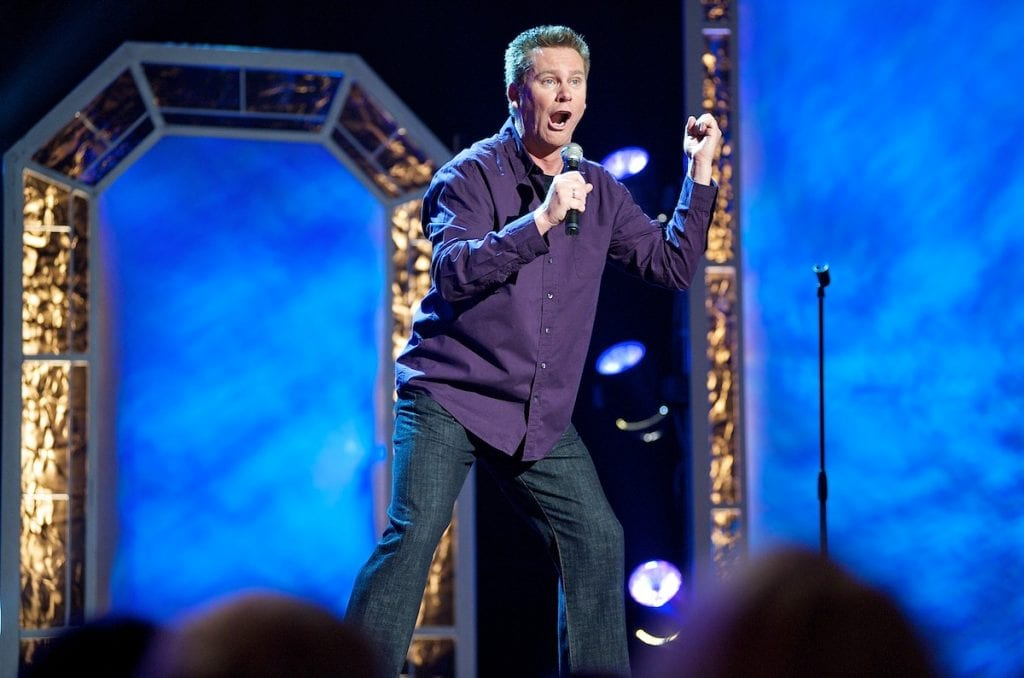Brian Regan- The Great Hope for Clean Comedy