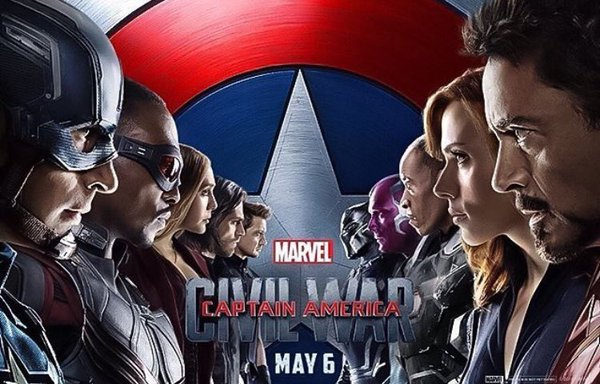 CAPTAIN AMERICA: CIVIL WAR Family Movie Review