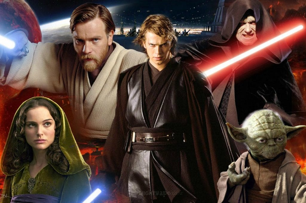 Why I Like the STAR WARS Prequels (and Why I'll Never Love Them)