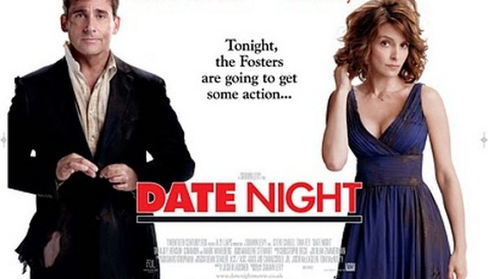 date night family movie review