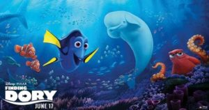 finding dory family movie review
