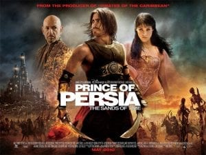 prince of persia family movie review