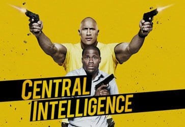 CENTRAL INTELLIGENCE Family Movie Review