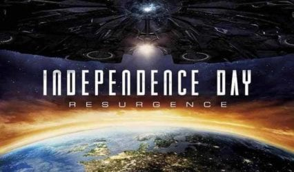 INDEPENDENCE DAY: RESURGENCE Family Movie Review