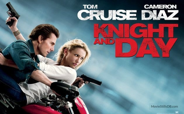 KNIGHT AND DAY Family Movie Review
