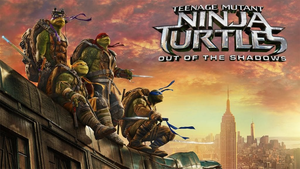 TMNT: OUT OF THE SHADOWS Family Movie Review