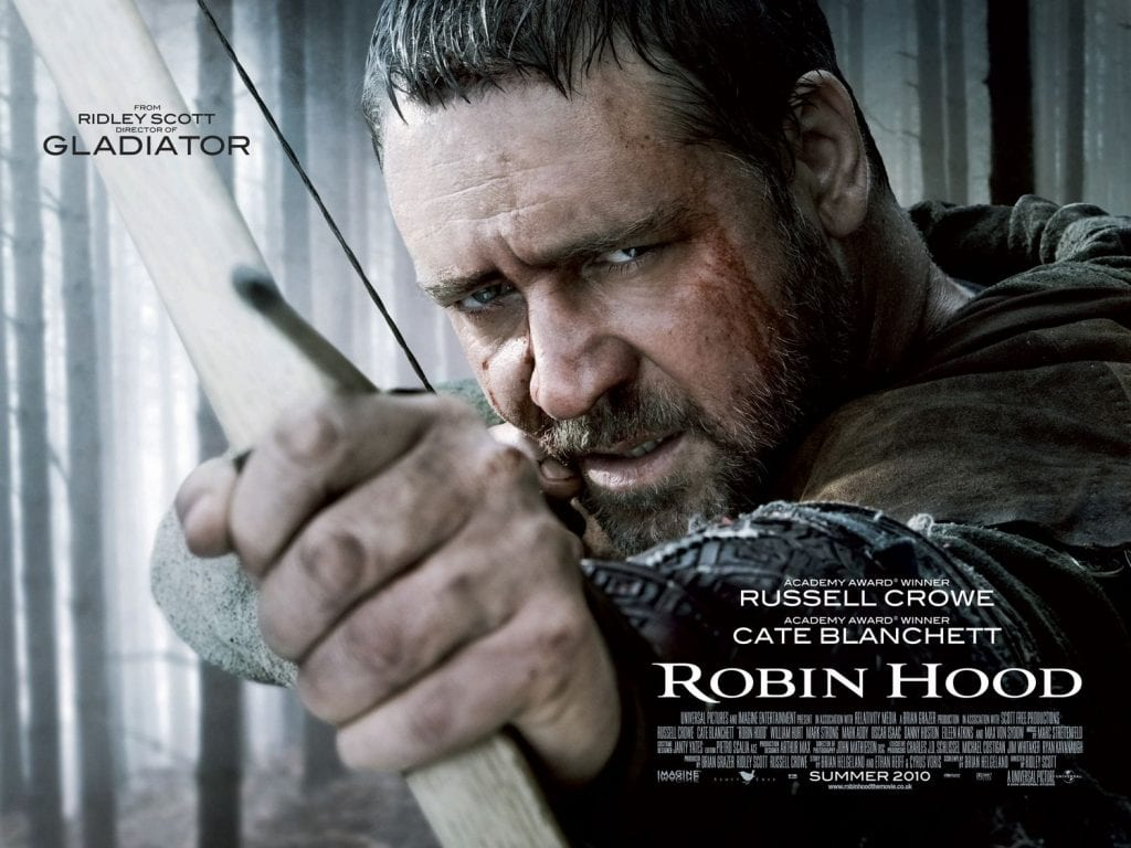 ROBIN HOOD Family Movie Review