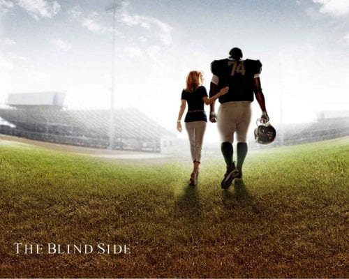 THE BLIND SIDE Family Movie Review