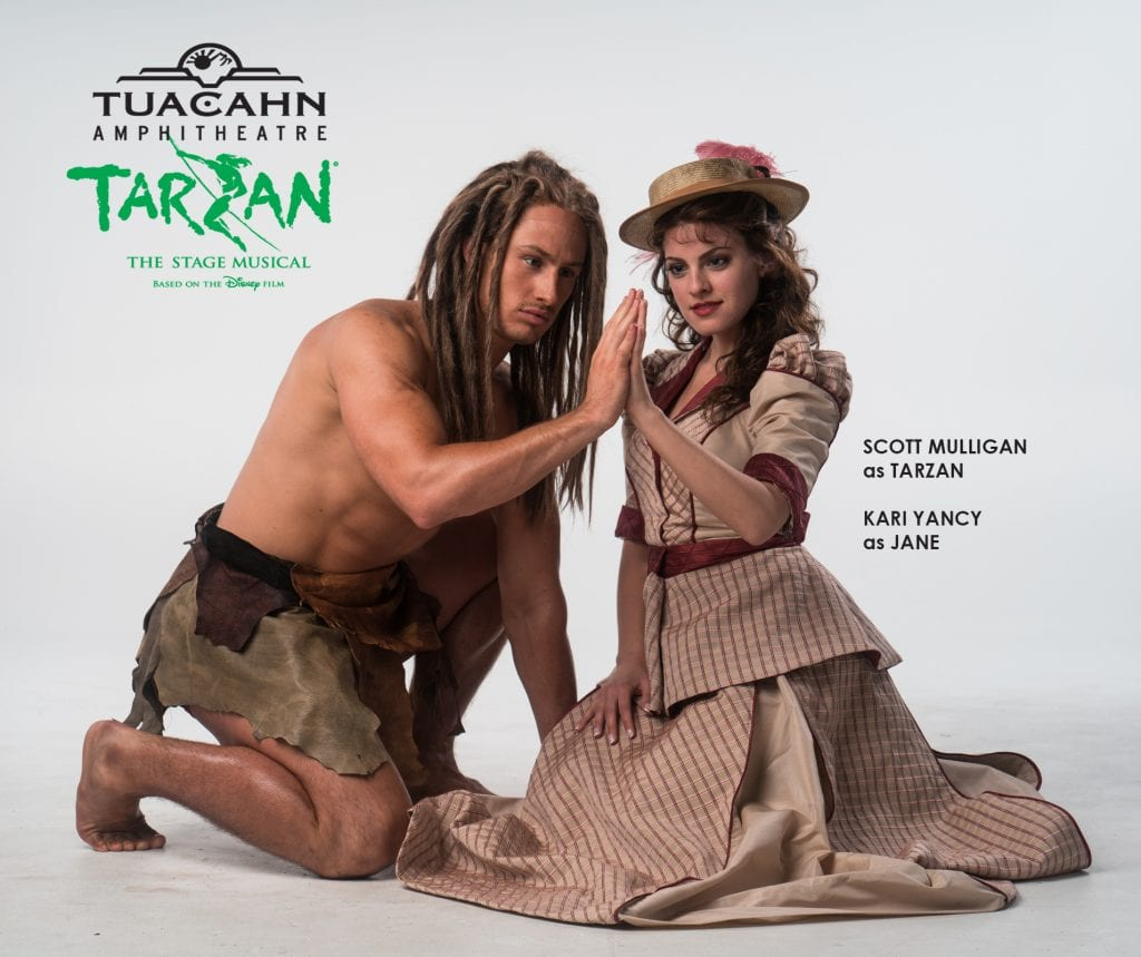 Stage Review: TARZAN at Tuacahn
