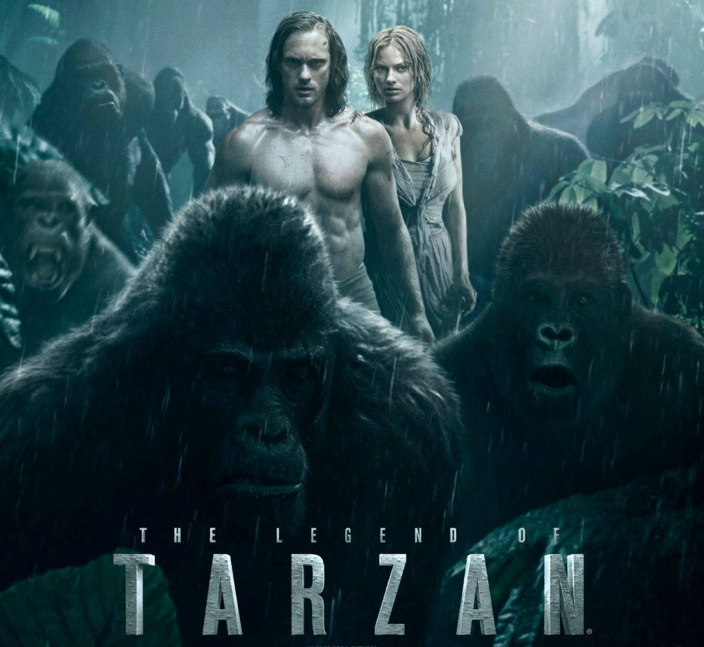 LEGEND OF TARZAN Family Movie Review