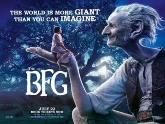 THE BFG Family Movie Review