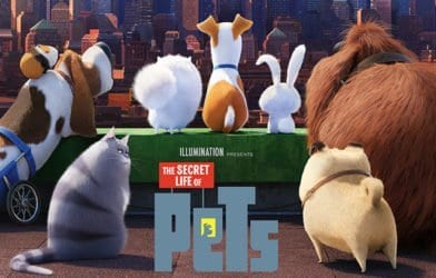 THE SECRET LIFE OF PETS Family Movie Review
