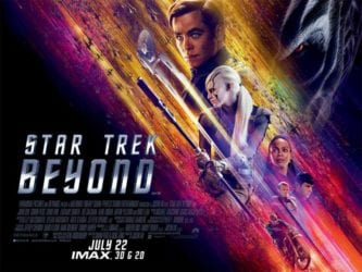 STAR TREK BEYOND Family Movie Review