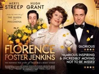FLORENCE FOSTER JENKINS Family Movie Review