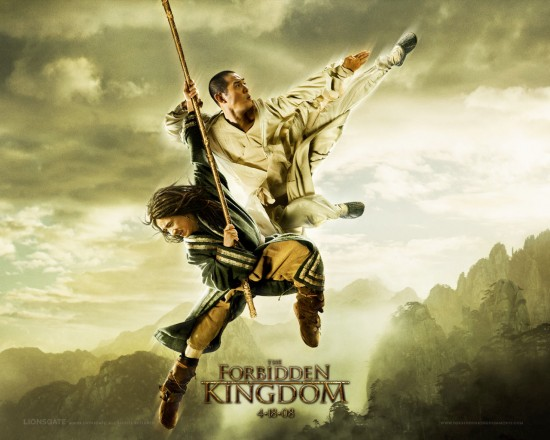 THE FORBIDDEN KINGDOM Family Movie Review