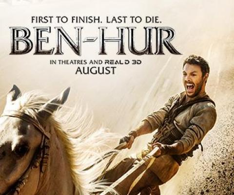 BEN-HUR Family Movie Review