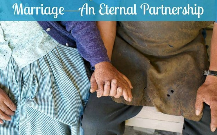 Marriage- An Eternal Partnership