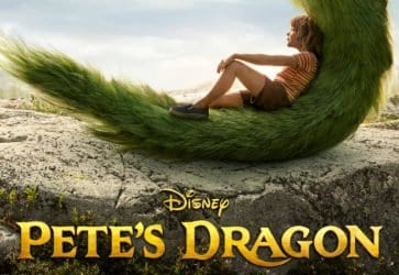 PETE'S DRAGON Family Movie Review