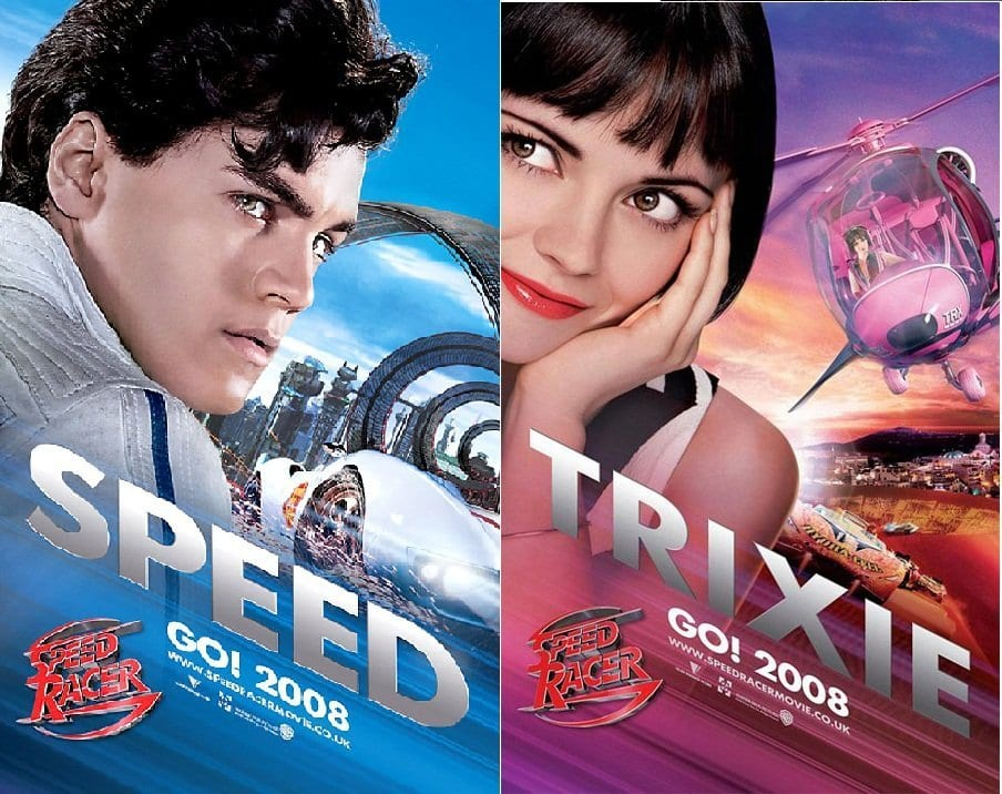 SPEED RACER Family Movie Review