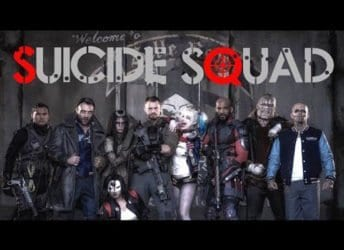 SUICIDE SQUAD Family Movie Review