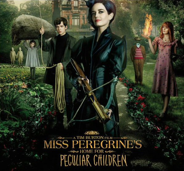 MISS PEREGRINE'S HOME FOR PECULIAR CHILDREN Family Movie Review