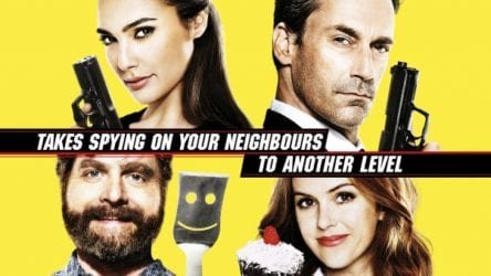 KEEPING UP WITH THE JONESES Family Movie Review