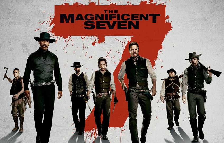 THE MAGNIFICENT SEVEN Family Movie Review