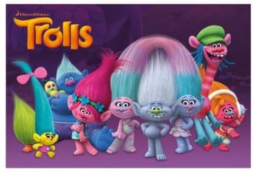 TROLLS Family Movie Review