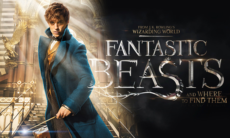 FANTASTIC BEASTS AND WHERE TO FIND THEM Family Movie Review