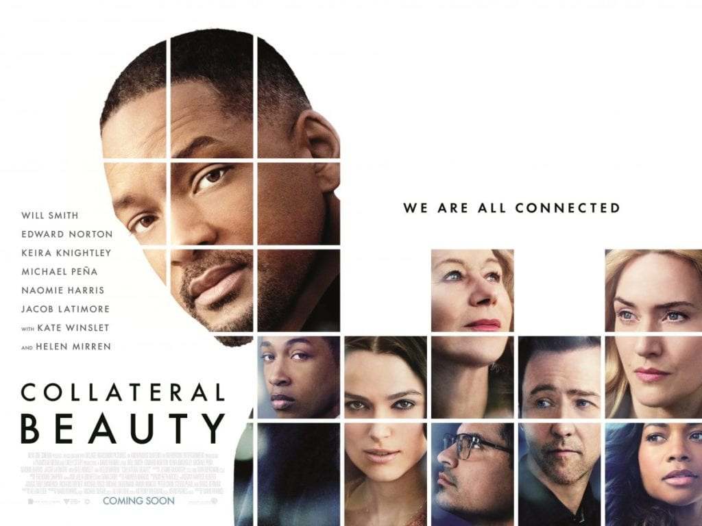 COLLATERAL BEAUTY Family Movie Review