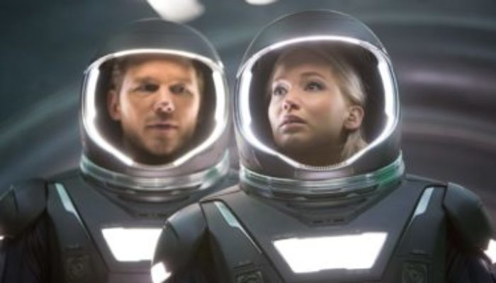 PASSENGERS Family Movie Review
