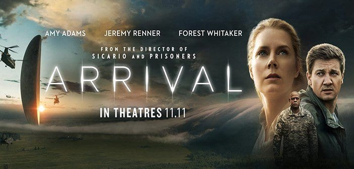 ARRIVAL Family Movie Review
